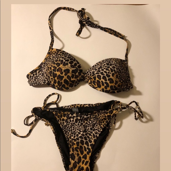 Victoria's Secret Other - 🐆Victoria's Secret leopard bikini